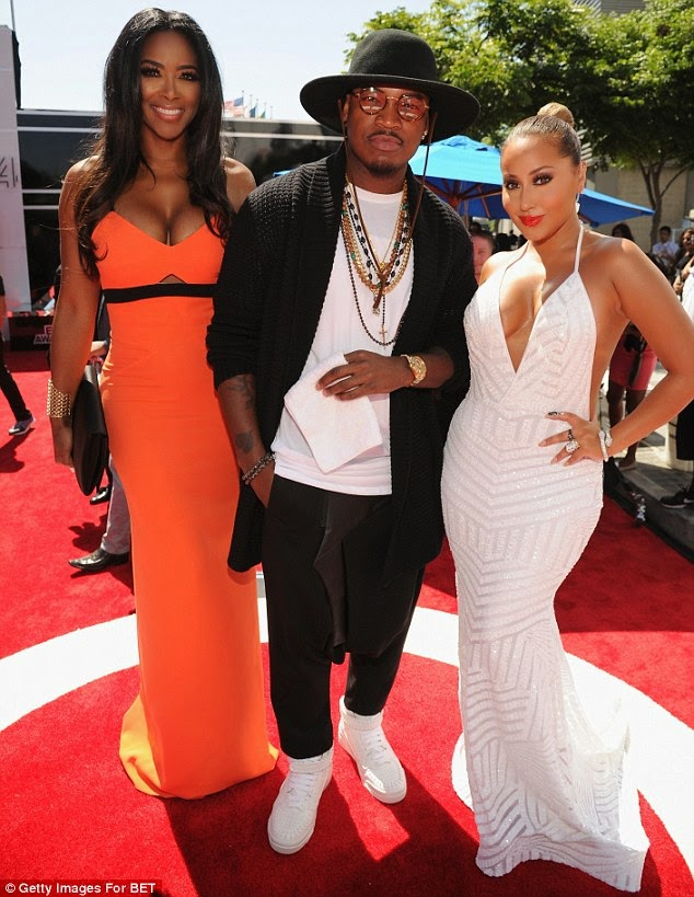 article 2674348 1F40AE3A00000578 81 634x819 Red Carpet photos from 2014 BET Awards + Full List of Winners