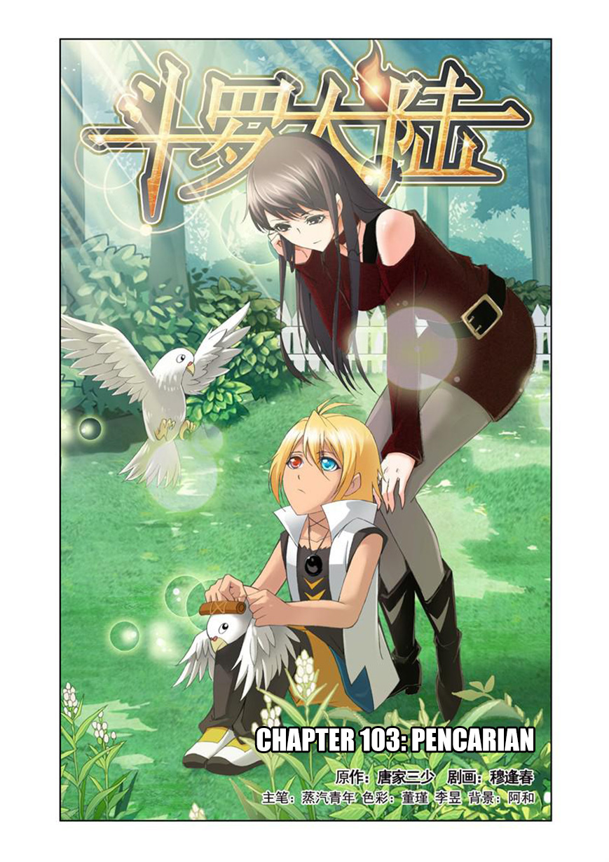 Baca Komik Manga Soul Land Chapter 108 Komik Station