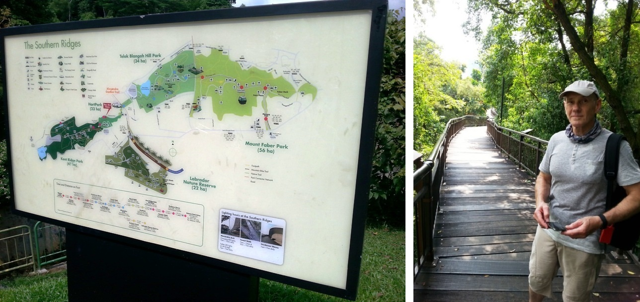 Cresting The Hill: 5 SINGAPORE ADVENTURES
