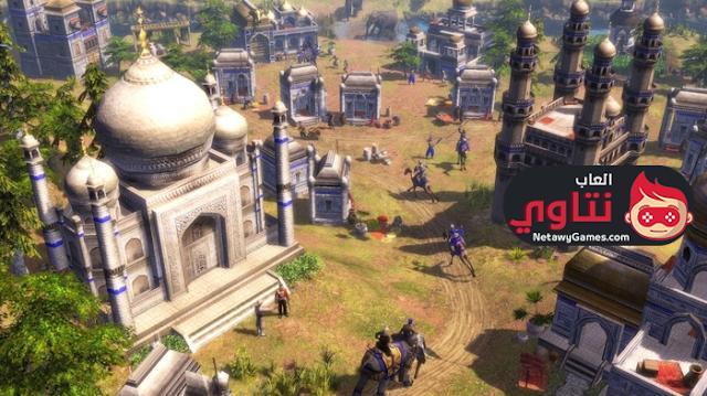 لعبة age of empires 3 الجديدة 2017