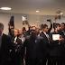 Policiais fazem manifestação no Congresso por mudanças na reforma da Previdência