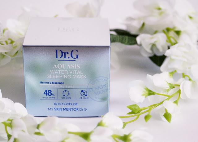Dr.G Gowoonsesang, Aquasis Water Vital Sleeping Mask