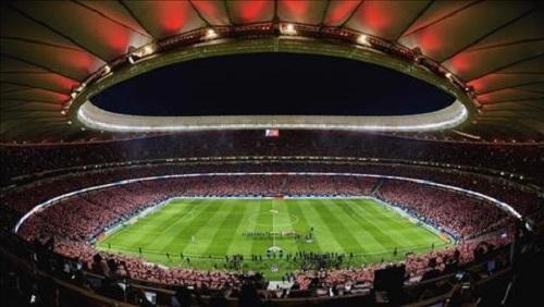 SVĐ Wanda Metropolitano có sức chứa đến hơn 64.000 chỗ ngồi