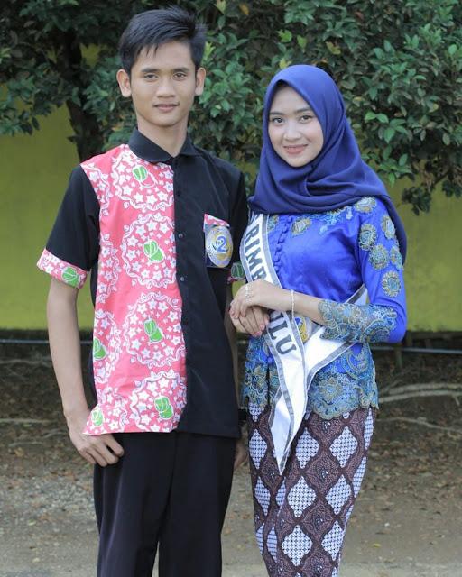 Ahmad dan Septi Resmi Dinobatkan Sebagai Mister Miss Rimbo Ulu