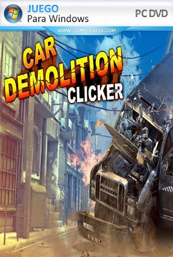 Car Demolition Clicker PC Full