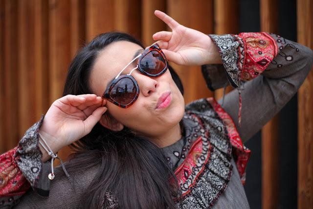 photo lunettes de soleil