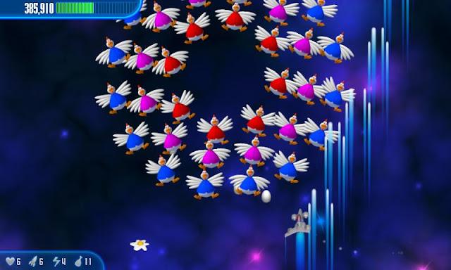 تحميل لعبة لعبة حرب الفراخ 2018 Chicken invaders برابط مباشر على الكمبيوتر