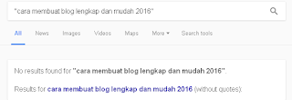 3 strategi Riset kata kunci di Google Keyword Planner