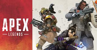 Apex Legends Game Battle Royale Sempurna, PUBG, ROS, FORNITE kalah deh !! Baru rilis sudah 10 juta pemain !!