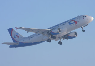 Airbus A320 of Ural Airlines