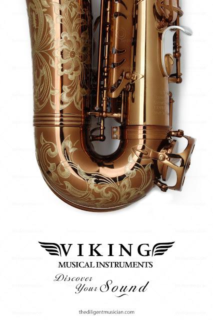 Viking Valkyrie Alto Saxophone Cover 02