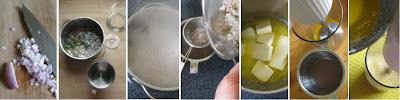 Zubereitung Sauce Hollandaise; Sauce Hollandaise ganz einfach selber machen!