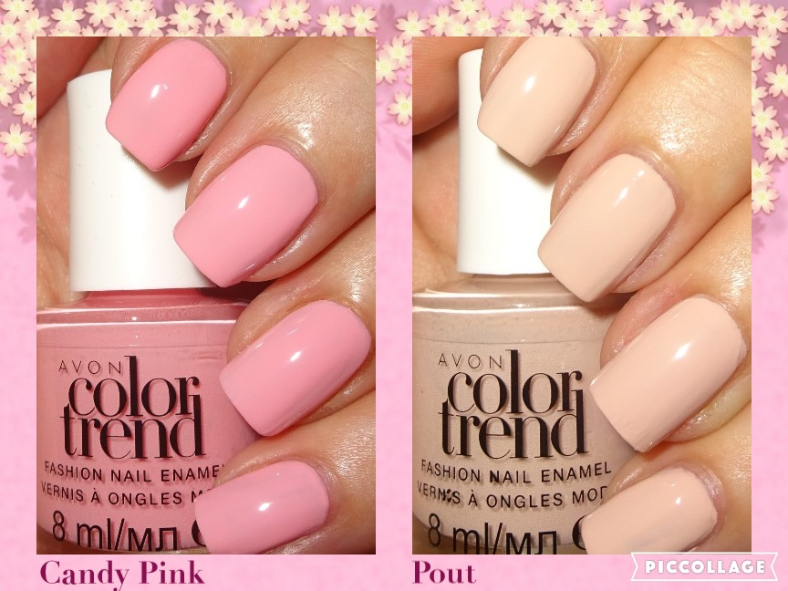 Wendy\'s Delights: Avon Color Trend Fashion Nail Enamel - Candy Pink ...