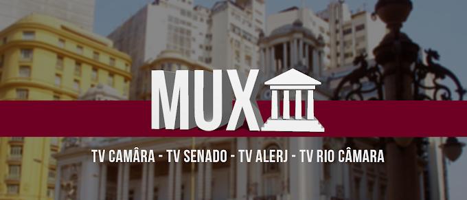 Canais legislativos chegam ao Rio com sua multiprogramação.