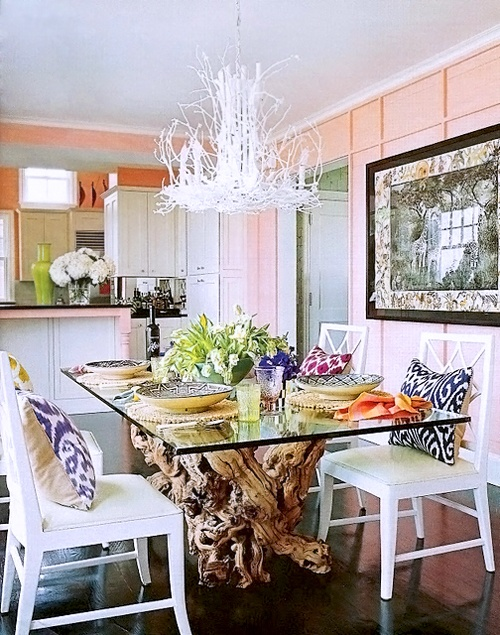 Kitchen Banquette With Cabinets