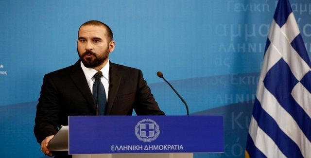 Δ. Τζανακόπουλος: Η κυβέρνηση δεν πρόκειται να παρασυρθεί στο «βούρκο» της επικοινωνιακής τυμβωρυχίας (vid)