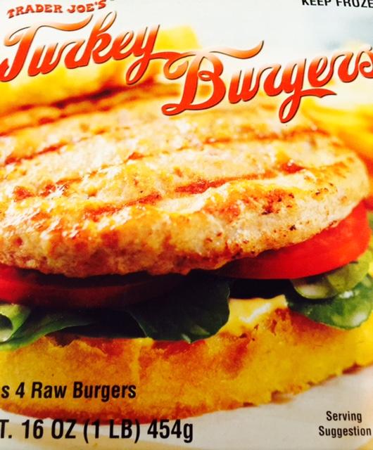 Trader Joe's Turkey Burger