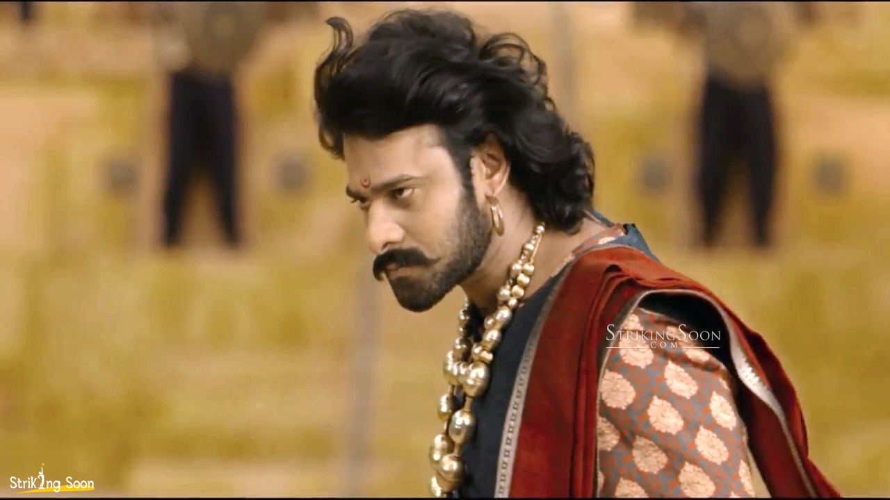 StrikingSoon.com: Prabhas In Baahubali First Look