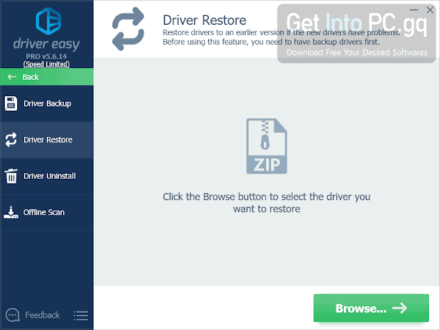 Driver Easy (Driver Updater) Free Download For PC