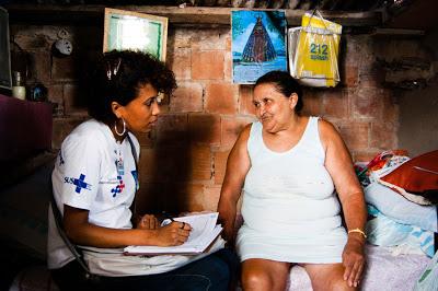 250 mil agentes comunitários serão técnicos de enfermagem