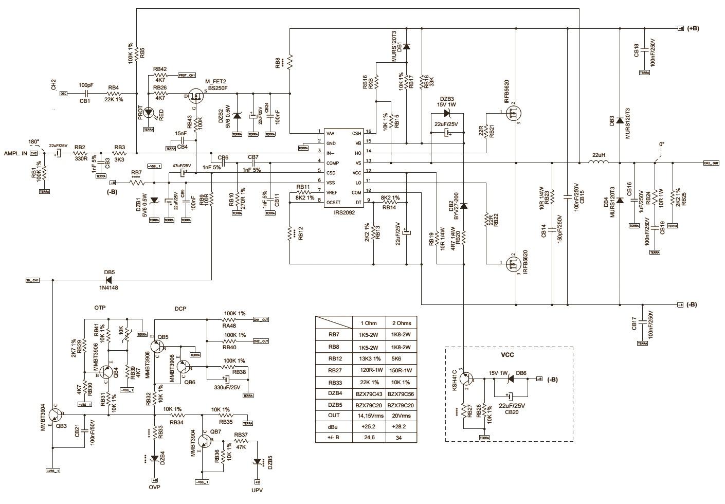 TARAMPS TS-800 X4_R1 -1 Ohm - 2 Ohms - Car Stereo ...