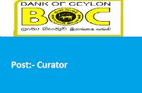 Curator - BOC