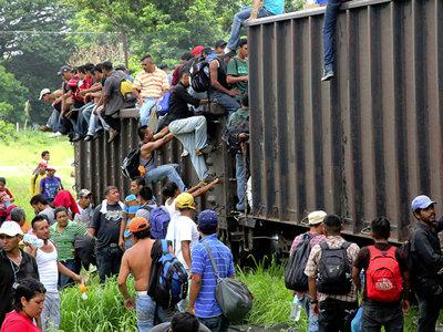 Migrantes/ Foto: Internet