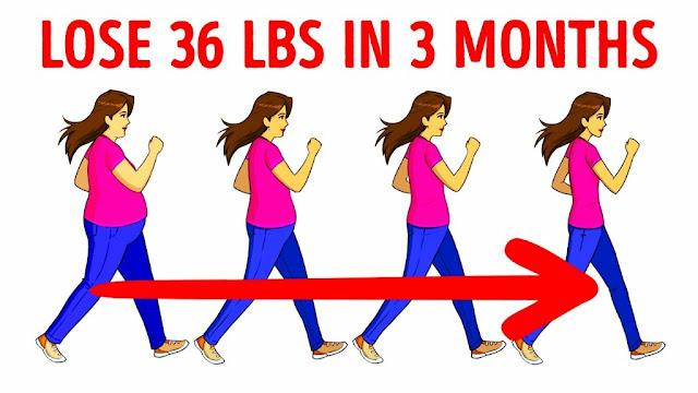 10 أشياء تحدث لجسمك عندما تمارس المشي كل يوم