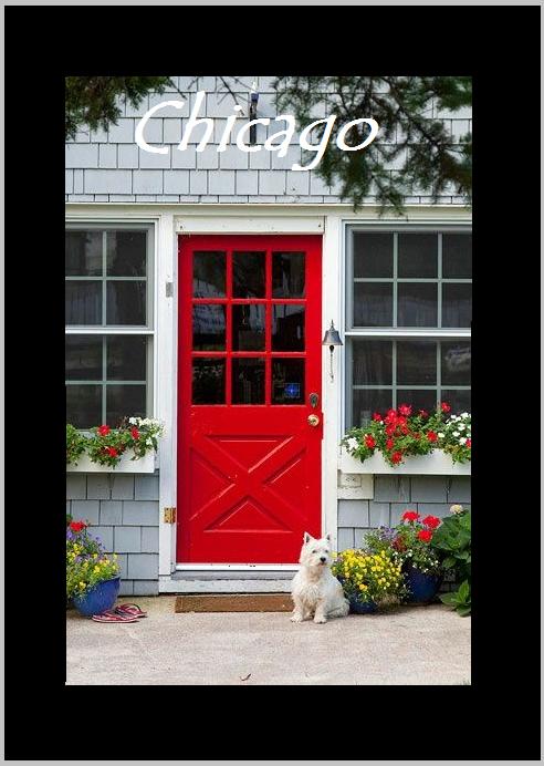 cultura / ... acertijos enlaceverde: (... puertas con alma) CHICAGO