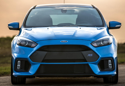 Ford Focus RS obtains 405bhp with Hennessey HPE400 kit