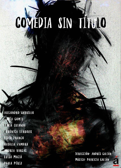 """""""La comedía sin título"""" de Federico García Lorca."""