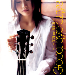 Lirik Lagu Goodbye Days Oleh Yui, j-pop, song lyric, love song, romantic song, lagu romantis, japanesse song