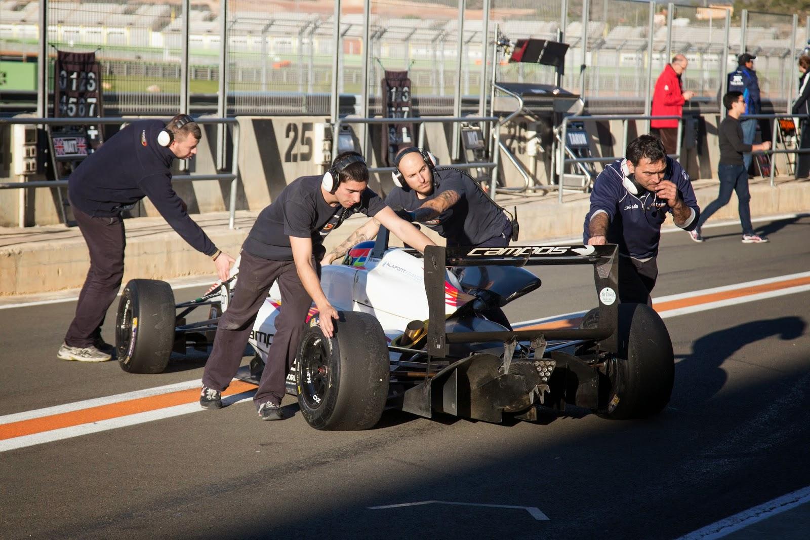 Ricardo Tormo, Campos Racing, Euroformula Open, Formula 3, F3