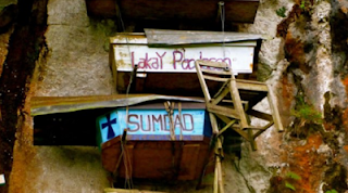 Pemakaman Hanging Coffins, Filipina