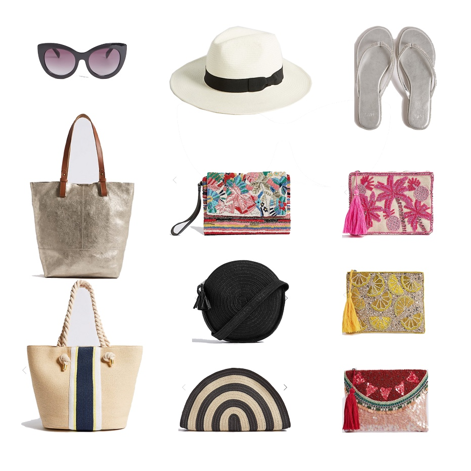 my midlife fashion, marks and spencer, marks and spencer summer accessories, marks and spencer chunky cat eye sunglasses, marks and spencer handwoven panama hat, marks and spencer diamante flip flops, marks and spencer suede metallic shopper bag, marks and spencer pure cotton embroidered clutch bag, marks and spencer palm tree embellished clutch bag, marks and spencer circle cross body bag, marks and spencer lemon embellished clutch bag, marks and spencer striped straw shopper bag, marks and spencer half moon striped clutch bag, marks and spencer watermelon embellished clutch bag