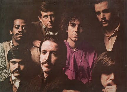 PAUL BUTTERFIELD BLUES BAND 1968