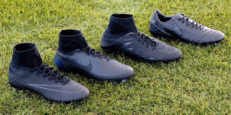 Where to Buy the Nike Academy 2016 Black Pack Boots Collection  366918bf7776d