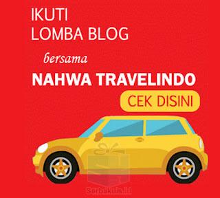 Kontes SEO Nahwa Travelindo Part 2 Berhadiah 2,2 Juta