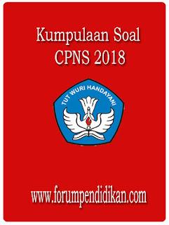 Latihan Soal CPNS 2018