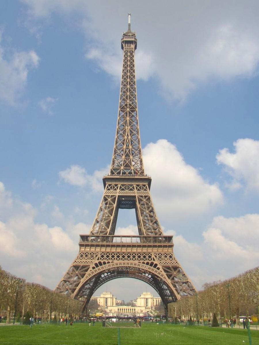 Top Di qua e di la: TOUR EIFFEL (エッフェル塔) - PARIGI FJ36