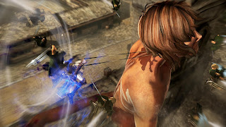 Attack on Titan Wings direct download pc game