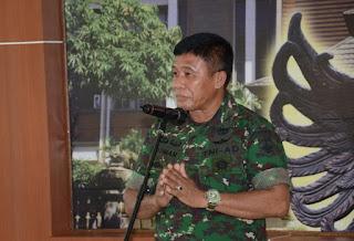Kodam IX/Udayana telah membuka pendaftaran calon tamtama Prajurit Karier TNI AD gelombang I Tmtahun 2017.