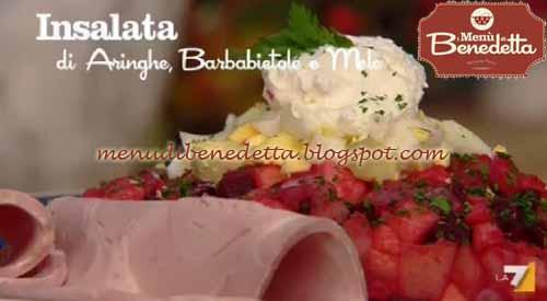 Ricette della torta insalata di aringhe barbabietole e for Cucinare barbabietole