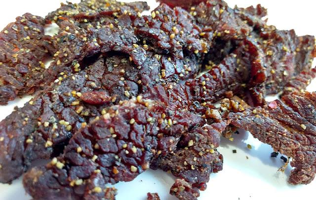 cajun style beef jerky