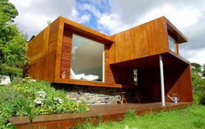 Eksterior Rumah Minimalis: Desain Rumah Minimalis Eropa-Belanda & Desain Rumah Gaya Kolonial Belanda - Download 49K