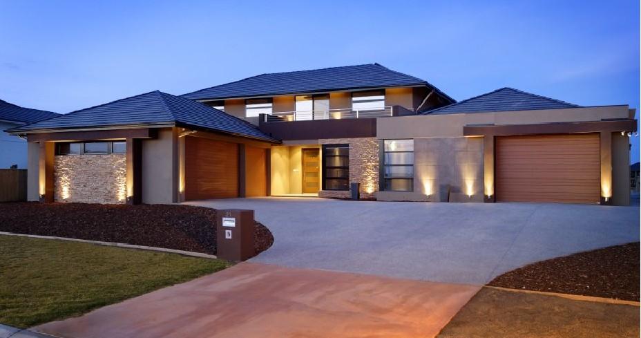 Design ville moderne ville moderne ideale design moderno for Architettura moderna ville