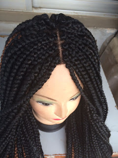 Braided wigs available