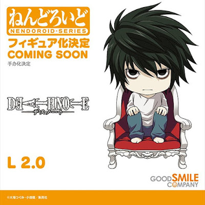 DEATH NOTE Nendoroid L 2.0