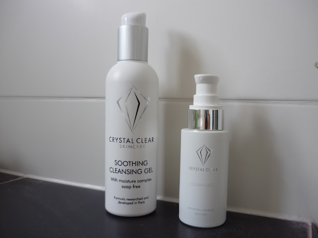 Crystal Clear - Soothing Cleansing Gel - Illuminate Review