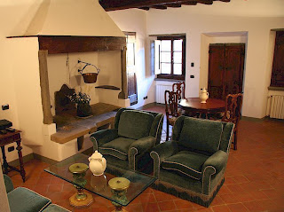 Apartment to rent in a small town or village in Tuscany